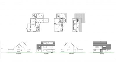 CAD drawings vs hand-drawn for your extension or renovation project.